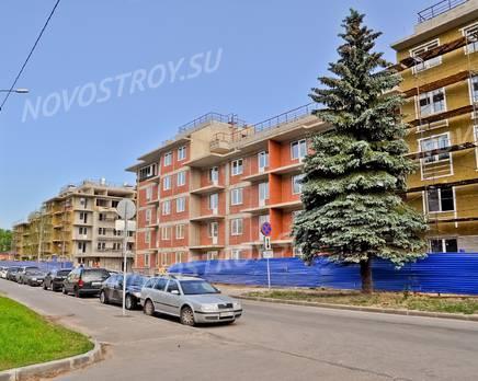 Строительство ЖК «Золотой век» (15.06.2013), Июнь 2013