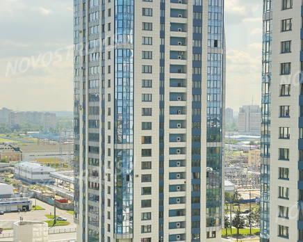 Жилой комплекс «Доминанта» (20.06.2013 г.), Июль 2013