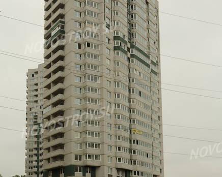 ЖК «Дом у Речного вокзала» (20.06.2013 г.), Июль 2013
