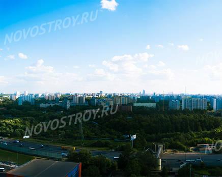 Панорама на МКАД ЖК «Дом на Трудовой (10.07.2013 г.), Август 2013
