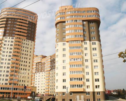 Жилой комплекс «Вальдау» («Королевская аллея»), Октябрь 2013