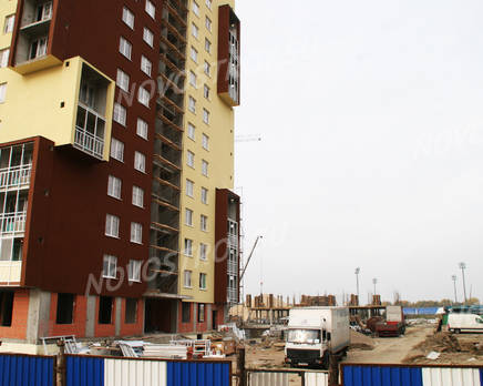 Жилой комплекс «Сельма-2», Октябрь 2013