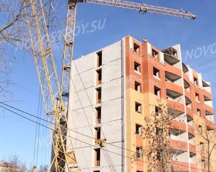 Жилой комплекс на Знаменской, д. 45, Октябрь 2013