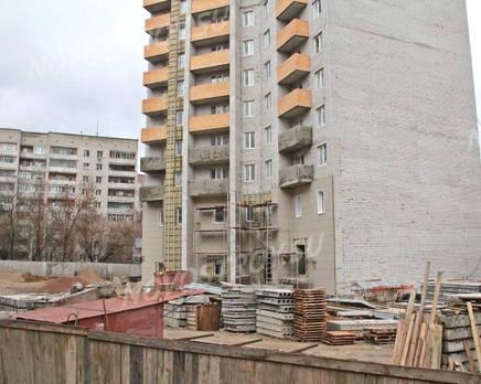 ЖК на ул. Билибина, дом 6 (31.10.2013 г.), Октябрь 2013