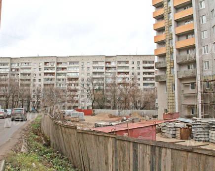 Строительство ЖК на ул. Билибина, дом 6 (31.10.2013 г.), Октябрь 2013