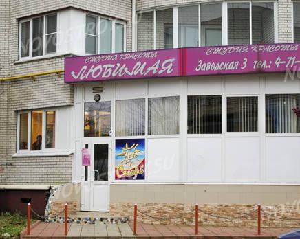 Салон красоты расположенный в  ЖК на Заводской ул., д. 3 (24.10.2013 г.), Октябрь 2013