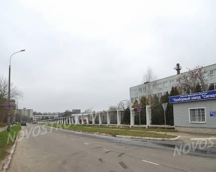 Завод около ЖК на Заводской ул., д. 3 (24.10.2013 г.), Октябрь 2013