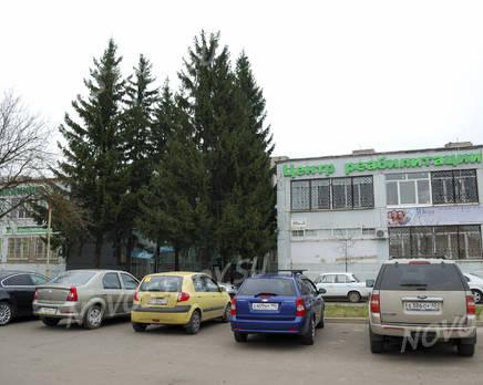 Поликлиника рядом с ЖК на Заводской ул., д. 3 (24.10.2013 г.), Октябрь 2013