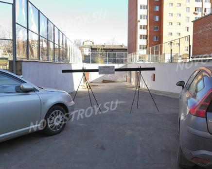 Подземный паркинг ЖК на улице Любого, 11 (24.10.2013 г.), Октябрь 2013