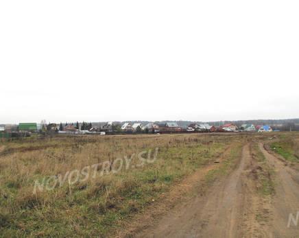 Место под строительство ЖК «Заречный» (31.10.2013 г.), Ноябрь 2013
