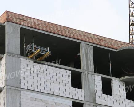 Строительство ЖК «Форпост» (31.10.2013 г.), Ноябрь 2013