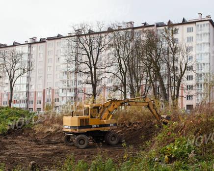 Строительство ЖК на ул. Гагарина (01.11.2013 г.), Ноябрь 2013