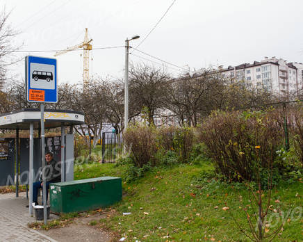 Окрестности ЖК на ул. Гагарина (01.11.2013 г.), Ноябрь 2013