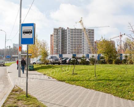 Окрестности ЖК на ул. Гагарина, 11 (01.11.2013 г.), Ноябрь 2013