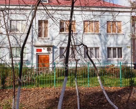 Школа недалеко от ЖК на ул. Гагарина, 11 (01.11.2013 г.), Ноябрь 2013