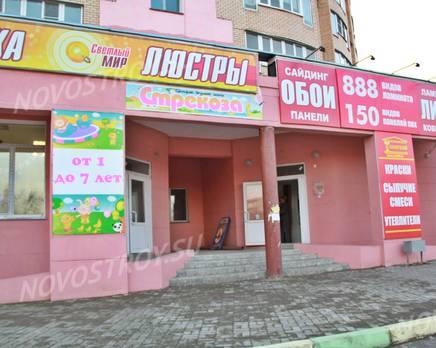 Магазин рядом с ЖК «Созвездие» (14.11.2013 г.), Ноябрь 2013