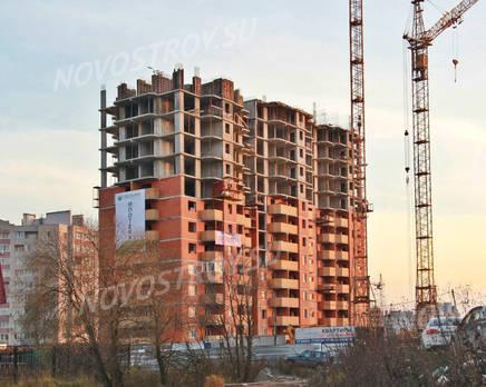 Строительство ЖК «Созвездие» (14.11.2013 г.), Ноябрь 2013