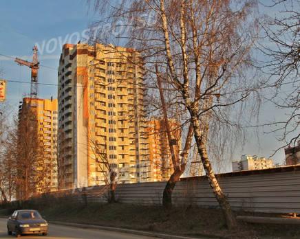 Микрорайон «Солнечный» (08.11.2013 г.), Ноябрь 2013