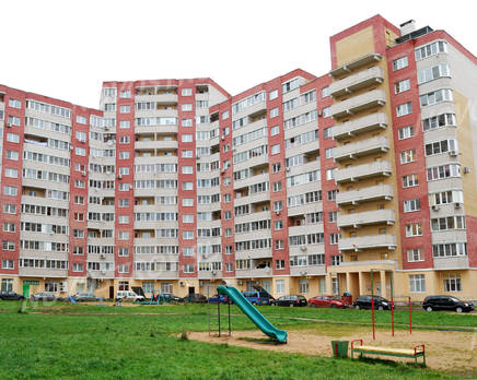 ЖК на ул. Курчатова, 76 (11.11.2013 г.), Ноябрь 2013