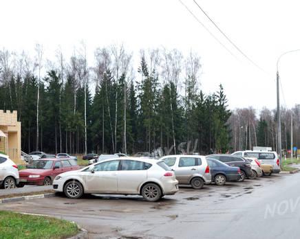 Окрестности ЖК на ул. Курчатова, 76 (11.11.2013 г.), Ноябрь 2013