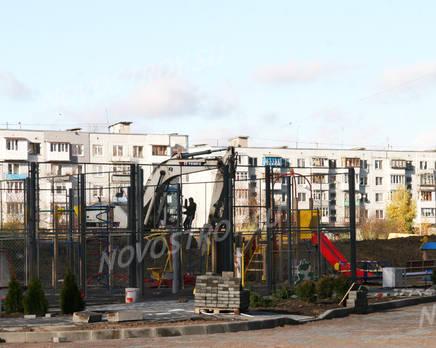 Строительство ЖК на Липовой аллее (11.11.2013 г.), Ноябрь 2013