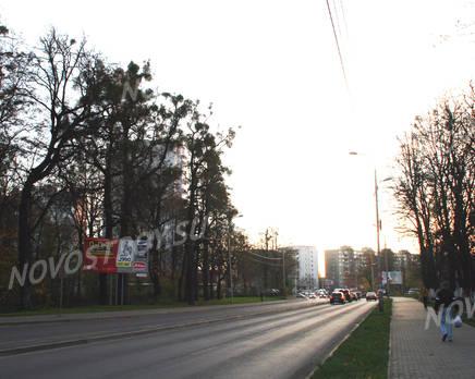 Окрестности ЖК  «Звездный» (11.11.2013 г.), Ноябрь 2013