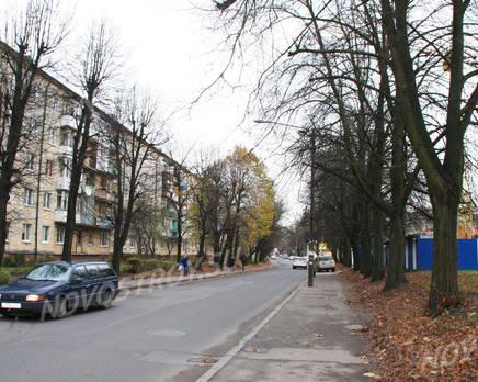 Окрестности ЖК на ул. Зои Космодемьянской (11.11.2013 г.), Ноябрь 2013
