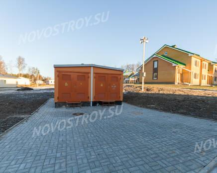Малоэтажный жилой комплекс «Мои Териоки»  (25.11.2013 г.), Ноябрь 2013