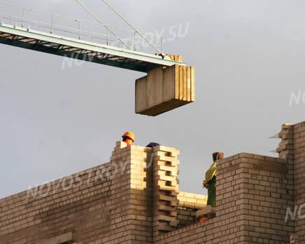 Строительство ЖК «Алданские сосны» (29.11.2013 г.), Декабрь 2013