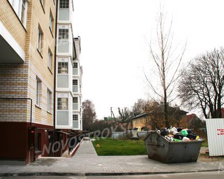 ЖК на ул. Воздушной, Декабрь 2013