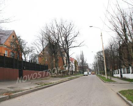 Окрестности ЖК на ул. Коломенская, д.1-3 (29.11.2013 г.), Декабрь 2013
