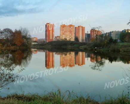 Общий вид на ЖК «Борисоглебский» (15.10.2013 г.), Декабрь 2013