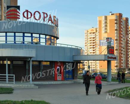 Окрестности ЖК «Борисоглебский» (15.10.2013 г.), Декабрь 2013