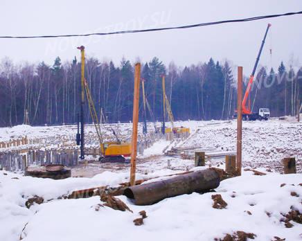 ЖК «Зеленый остров» (17.01.2014), Январь 2014