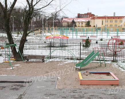 ЖК «Балтийский берег» (15.01.2014), Январь 2014
