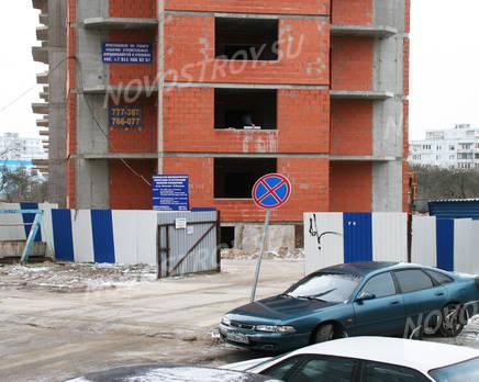 Дом на ул. Батальная (15.01.2014), Январь 2014