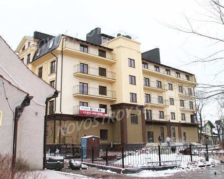 ЖК «Дом на Курортном» (15.01.2014), Январь 2014