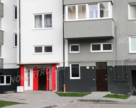 Дом на ул. Миклухо-Маклая (15.01.2014), Январь 2014