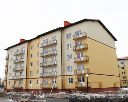 ЖК «Прибалтийский силуэт» (15.01.2014), Январь 2014