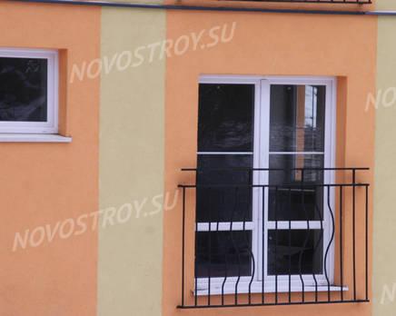 ЖК на ул. Зеленой, д. 8 (21.01.2014), Март 2014