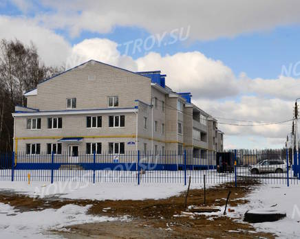 МЖК «на ул. Тепличной», Апрель 2014