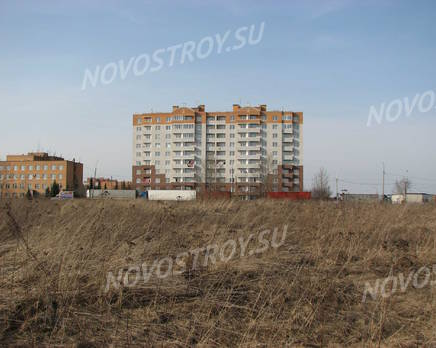 ЖК «Академическая, 2А», Апрель 2014