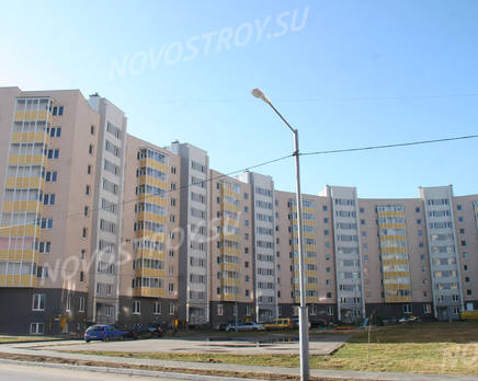 ЖК «Георгиевский», Апрель 2014