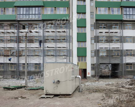 ЖК «Красное Село» (15.04.2014), Апрель 2014