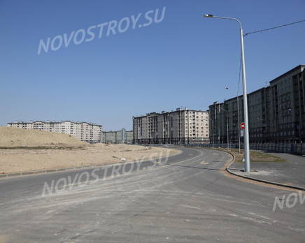 ЖК «Славянка» (15.05.2014), Май 2014