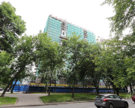 ЖК «Победы, 5» (09.05.2014), Июль 2014