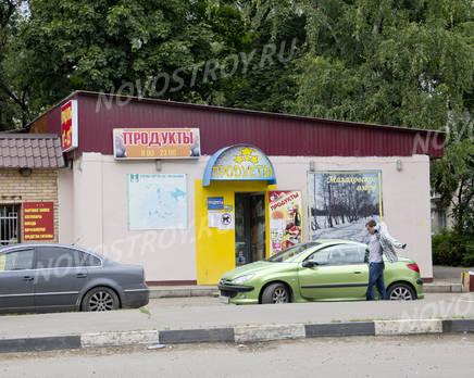 Коттеджный поселок «Малаховское озеро» (01.07.2014), Июль 2014