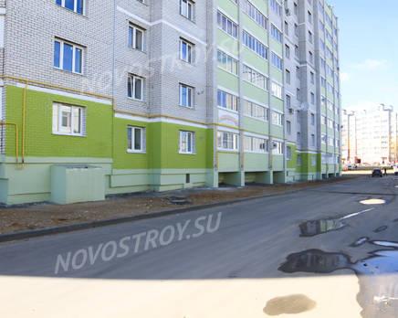ЖК «на ул. Гурьянова, 73», Август 2014