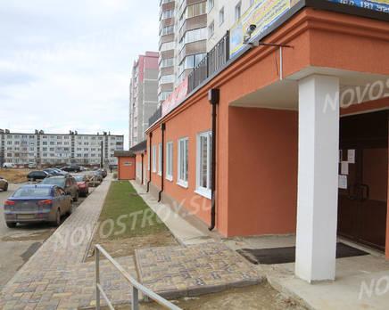ЖК «Радужный», Август 2014