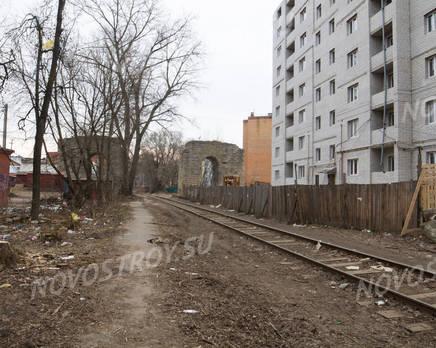 ЖК «на ул. Московской», Август 2014